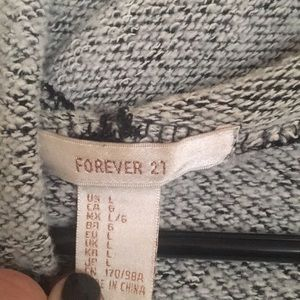 Forever 21 Sweaters - Forever 21 sweater Jacket